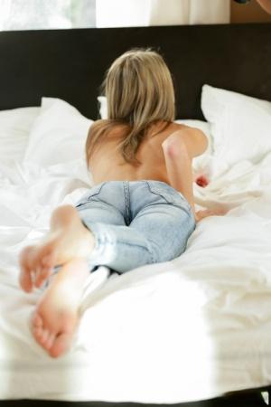 Jeans Babes Pics