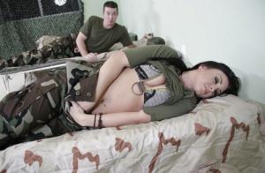 Military Babes Pics